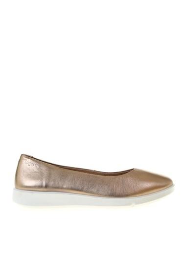 Legero Legero Kadın Altın Düz Ayakkabı Altın